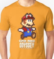 Super Mario Odyssey - Pixel Art! Unisex T-Shirt