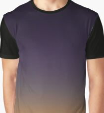 Skyscapes: Gloaming Gradient Graphic T-Shirt