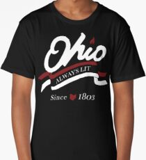 Jake Paul Ohio Always Lit Long T-Shirt