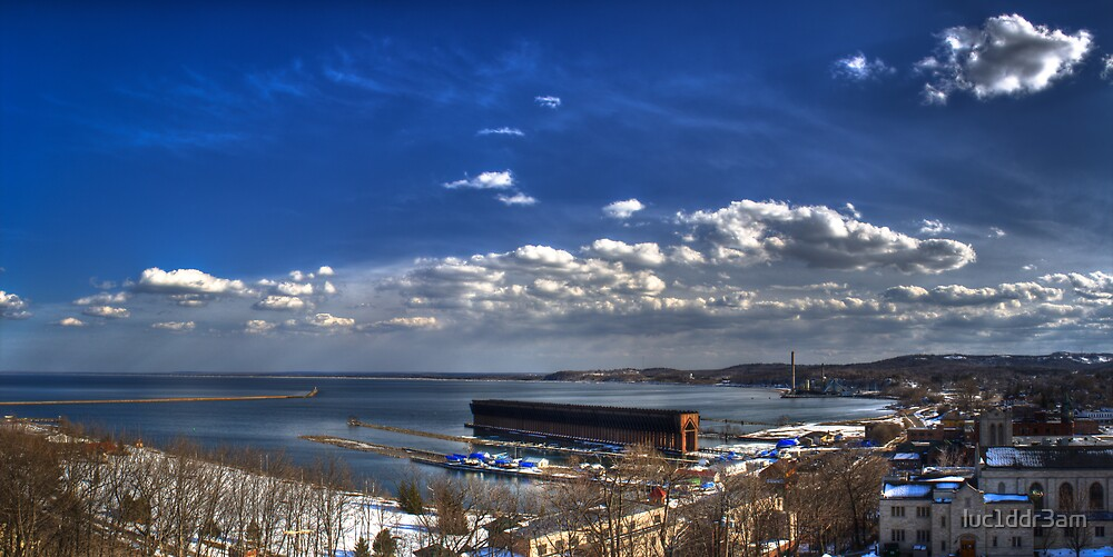 Marquette by luc1ddr3am