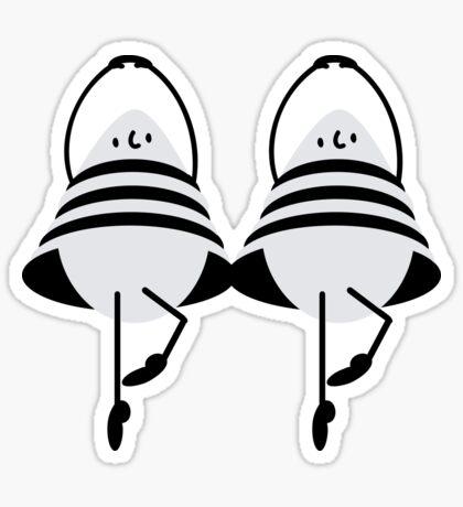 Ballet: Egg Dance VRS2 Sticker