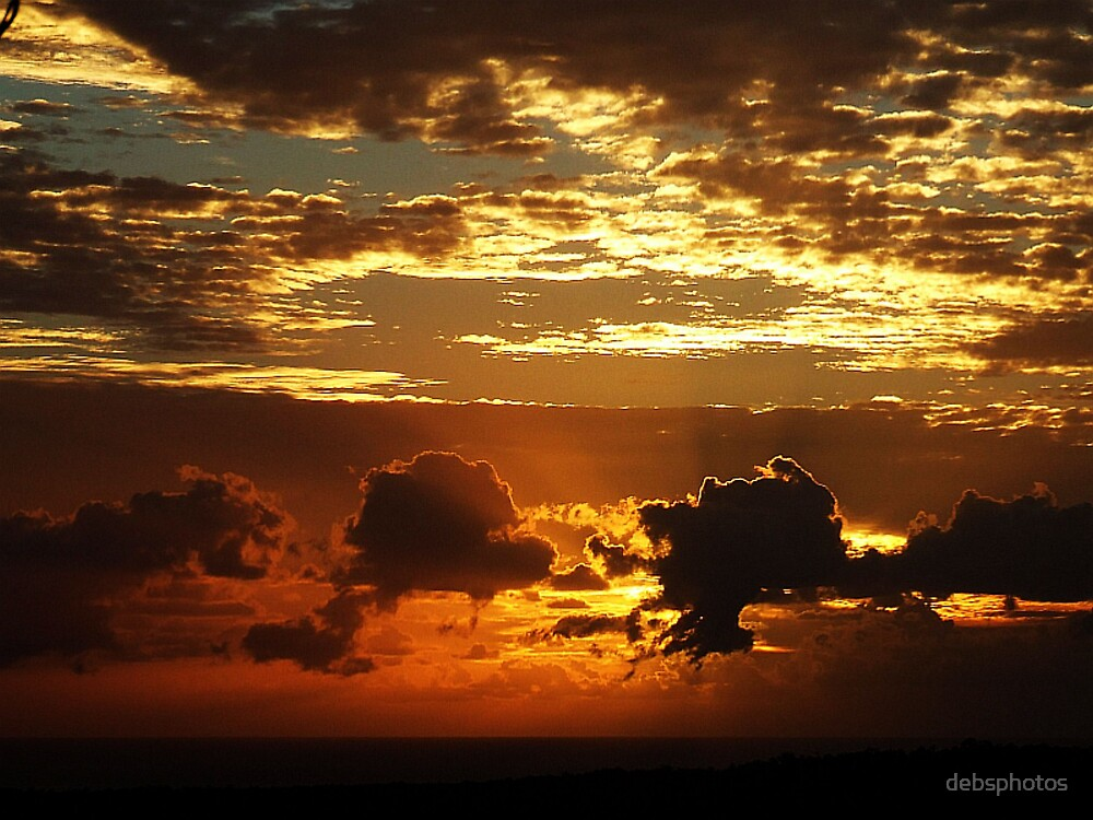 Golden Layers.. by debsphotos
