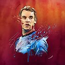 Classic Neuer by Mark White