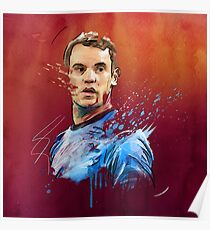 Classic Neuer Poster