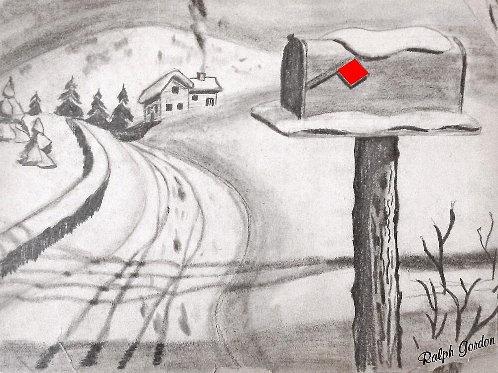 Bye-Bye Winter by WhiteDove Studio kj gordon