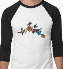 Dice Party - Sketch Version T-Shirt