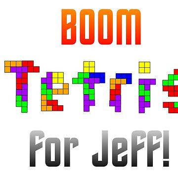 Boom Tetris for Jeff by HTWallace