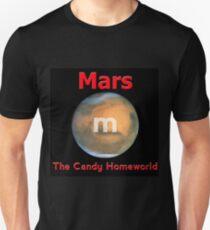 Mars: The Candy Homeworld Unisex T-Shirt