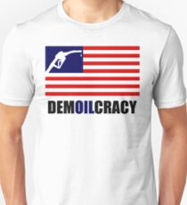 DEMOILCRACY Unisex T-Shirt