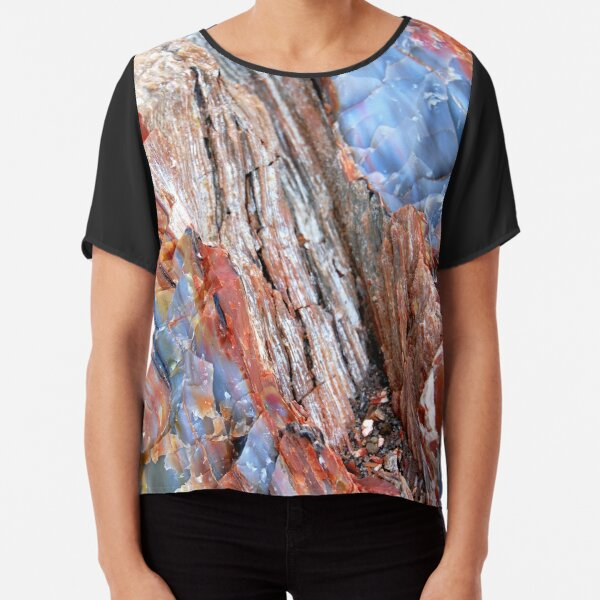 Cascades Chiffon Top