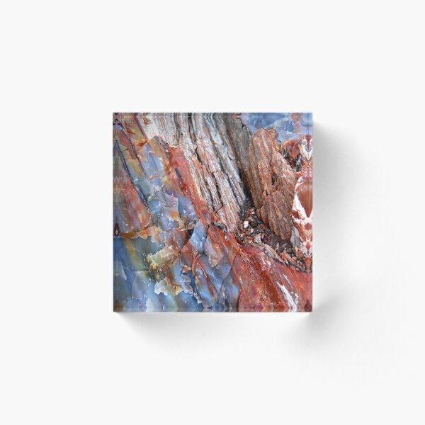 Cascades Acrylic Block