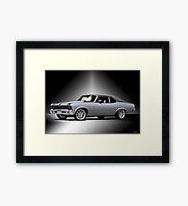 1968 Chevrolet Nova SS I Framed Print