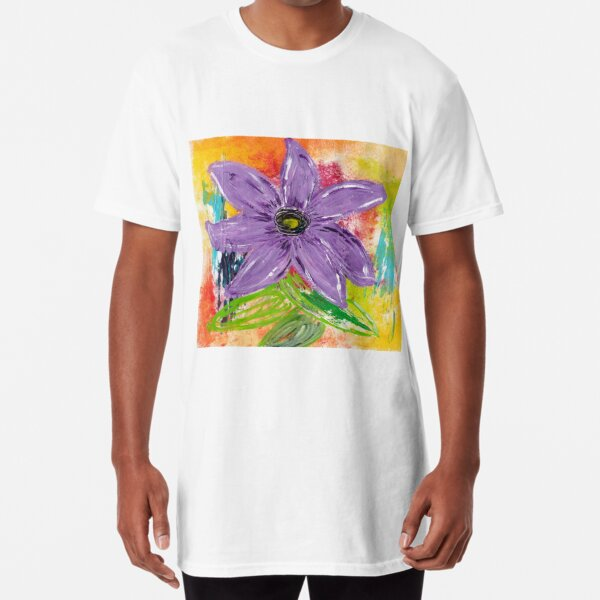 A BREATH OF SPRING Long T-Shirt