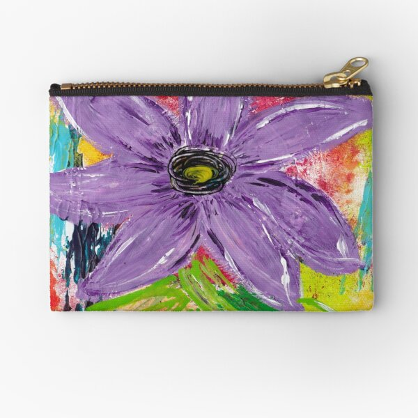 A BREATH OF SPRING Zipper Pouch