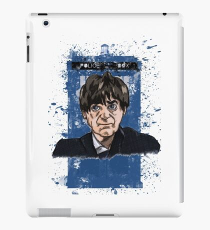 Second Lord of Time iPad Case/Skin