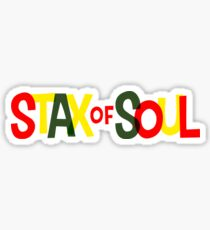 The Stax Sticker