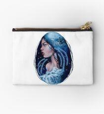Siren - Mermaid Illustration Studio Pouch