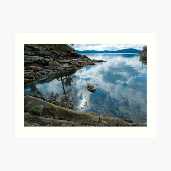 St.John's Point Bay Art Print