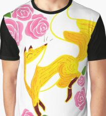stop and smell the roses Graphic T-Shirt