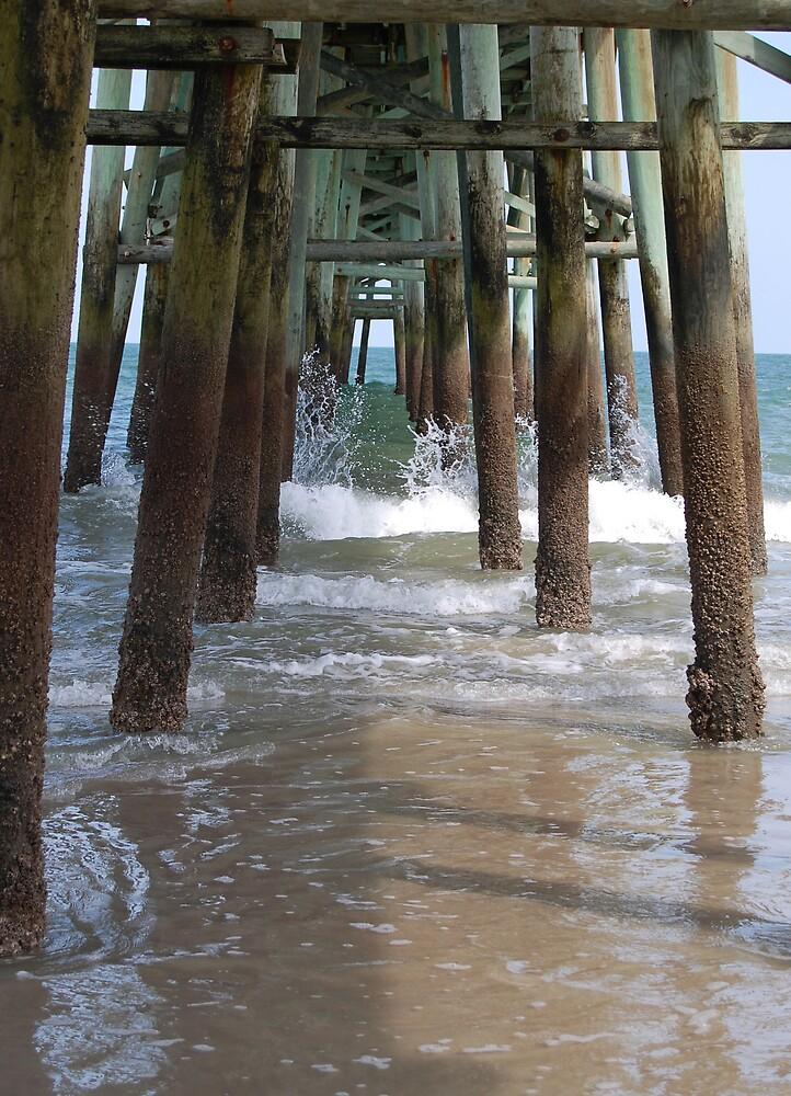 Under the Pier by Emilie Pennington