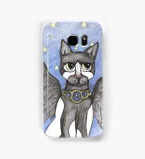 Tuxedo Cat Samsung Galaxy Case/Skin