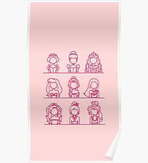 PRINCESSES Poster