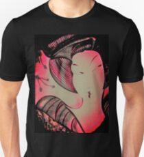 neon geisha Jacqueline Mcculloch Unisex T-Shirt