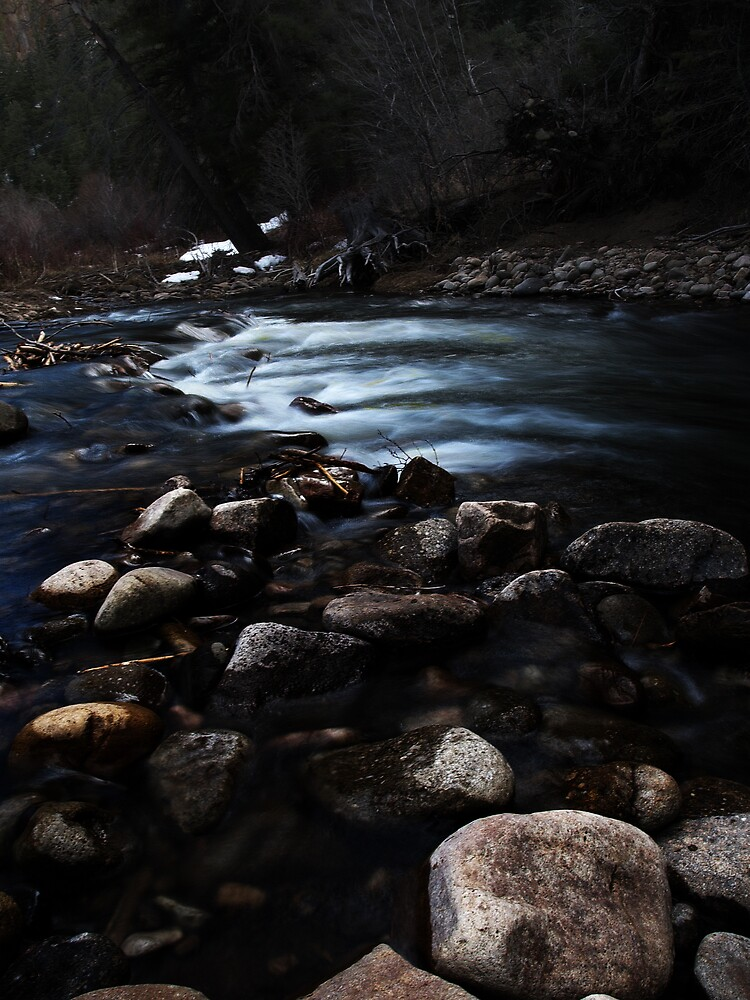 Peace Like A River by Estevan Montoya