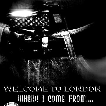 welcome to the NEW london by 831karma