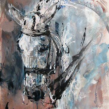 Andalusian Horse by NinaSMART
