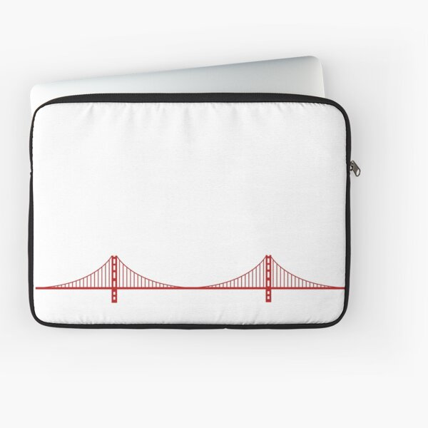 Golden Gate, San Francisco Laptop Sleeve
