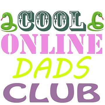 cool online dads club by spaghettig0th