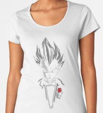vegeta Women's Premium T-Shirt