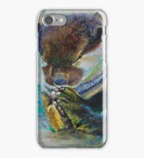 Praying Otter iPhone Case/Skin