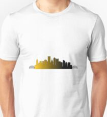 Pittsburgh Outline  Unisex T-Shirt