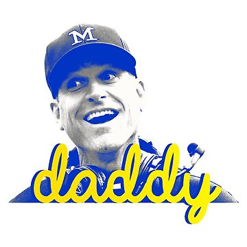 Daddy Harbaugh de elainerusso