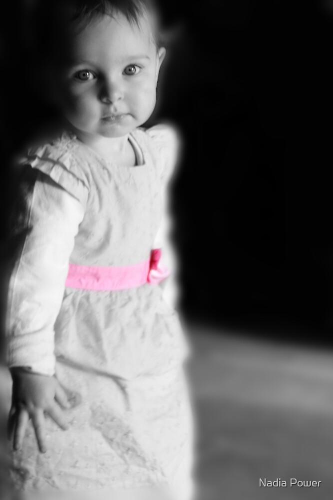 Little Angel by Nadia Power