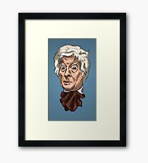 Third Lord of Time Framed Print