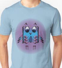 Typography Owl Unisex T-Shirt