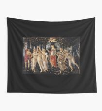 Primavera, by Botticelli Wall Tapestry