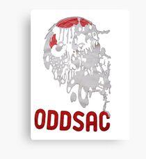 ODDSAC Animal Collective Canvas Print