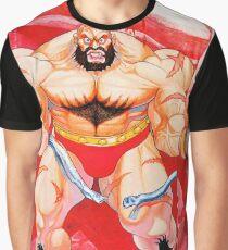 Zangief Graphic T-Shirt