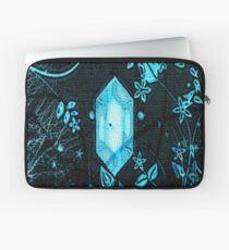 Freezing Flora Gem Laptop Sleeve