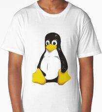 Linux - Tux Long T-Shirt