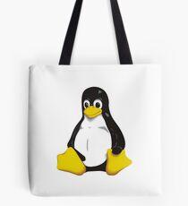Linux - Tux Tote Bag