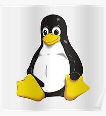 Linux - Tux Poster