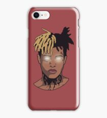 XXXTENTACION Glowing Eyes iPhone Case/Skin
