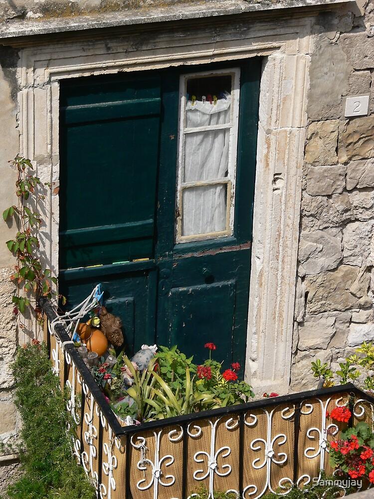 Doorway to No. 2 by Sammyjay