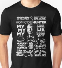 kenda hunter ugly Unisex T-Shirt
