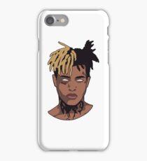 XXXTENTACION White-Eyed Badass iPhone Case/Skin